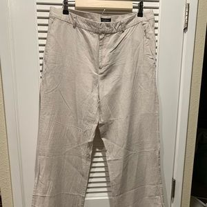 Banana Republic Linen Pants